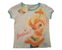 Tricou Tinker Bell fete 2-3 ani, firma Dsney